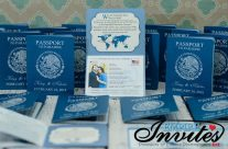 Pearl Deep Steel Blue Passport Invites to Iberostar Resort, Cancun